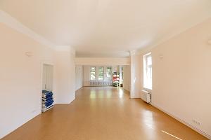 Yoga in der Yogaschule Karen Schmidt in Magdeburg - Vermietung Yogaraum