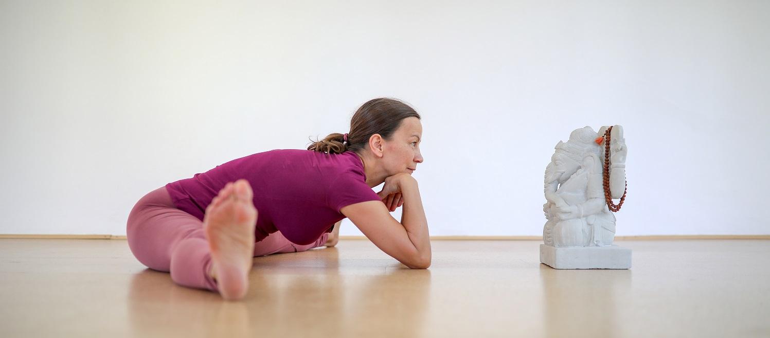Yogaschule Karen Schmidt in Magdeburg - über mich